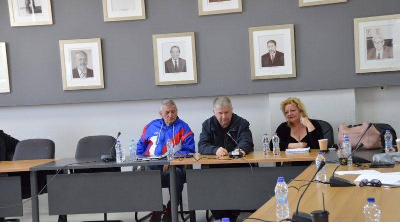 O Πρόεδρος του Σ.Π.Α.Π. Βλάσσης Σιώμος συμμετείχε στη σύσκεψη του  Σ.Τ.Ο. Πολιτικής Προστασίας του Δήμου Ραφήνας Πικερμίου για την προετοιμασία της νέας αντιπυρικής περιόδου