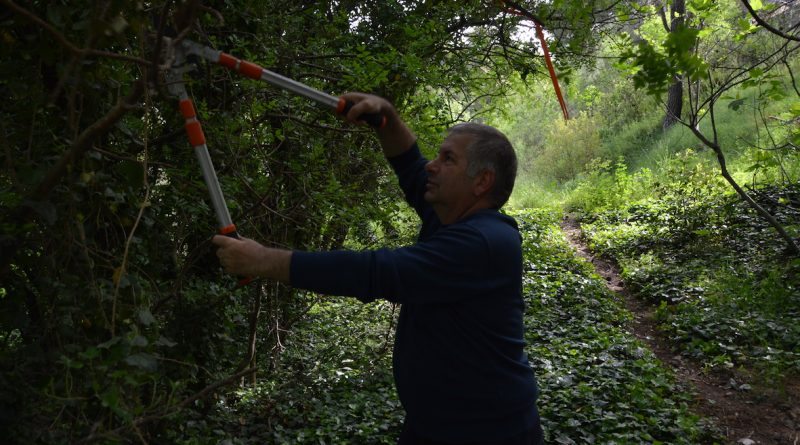 Ο Σ.Π.Α.Π. συμμετείχε σε Δράση Πεζοπορίας και Εθελοντικού Καθαρισμού (plogging) που οργανώθηκε από τη Φυσιολατρική Κίνηση Βριλησσός στη Ρεματιά  Πεντέλης