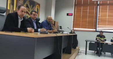 O Πρόεδρος του Σ.Π.Α.Π. , Αντιπρόεδρος του Εποπτικού Συμβουλίου της Κ.Ε.Δ.Ε. και Αντιδήμαρχος Πεντέλης Βλάσσης Σιώμος συμμετείχε στην Σύσκεψη του Συντονιστικού Τοπικού Οργάνου Πολιτικής Προστασίας του Δήμου Ραφήνας.