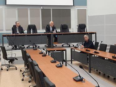 O Πρόεδρος του Σ.Π.Α.Π. , Αντιπρόεδρος του Εποπτικού Συμβουλίου  της Κ.Ε.Δ.Ε. και Πρόεδρος της Επιτροπής Πολιτικής Προστασίας της Κ.Ε.Δ.Ε., Βλάσσης Σιώμος και ο Αντιπρόεδρος του Σ.Π.Α.Π. και Αντιδήμαρχος Αμαρουσίου Στέφανος Τσιπουράκης συμμετείχαν αντίστοιχα στις συσκέψεις των Συντονιστικών Τοπικών Οργάνων Πολιτικής Προστασίας των Δήμων Παλλήνης και Αμαρουσίου.