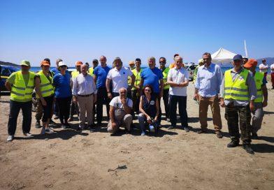 Ο Σύνδεσμος Δήμων για την Προστασία και Ανάπλαση του Πεντελικού (Σ.Π.Α.Π.) συμμετείχε στη διήμερη δράση εθελοντικού καθαρισμού του Εθνικού Πάρκου Σχινιά – Μαραθώνα.