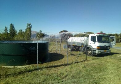 Πλήρωση και περιμετρικός καθαρισμός από ξερά χόρτα των υδατοδεξαμενών πυροσβεστικών ελικοπτέρων στην ευρύτερη περιοχή του Πεντελικού από τον ΣΠΑΠ και τον Δήμο Κηφισιάς
