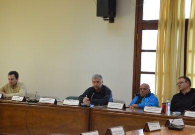 O Πρόεδρος του Σ.Π.Α.Π. και Αντιπρόεδρος του Εποπτικού Συμβουλίου της Κ.Ε.Δ.Ε. Βλάσσης Σιώμος συμμετείχε στην Σύσκεψη του Συντονιστικού Τοπικού Οργάνου Πολιτικής Προστασίας του Δήμου Πεντέλης.