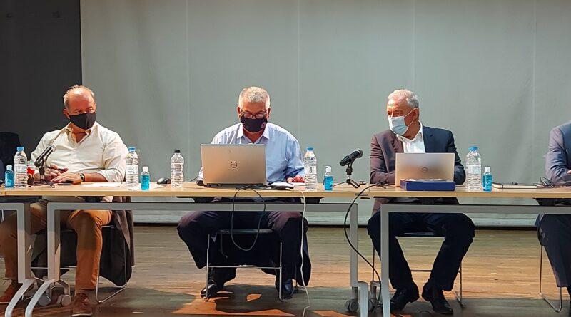 Πραγματοποιήθηκε στο Πολιτιστικό Κέντρο Αγίου Στεφάνου, η 7η Συνεδρίαση της Επιτροπής Πολιτικής Προστασίας της ΚΕΔΕ, με θέμα «Η επόμενη μέρα των Πυρόπληκτων περιοχών».