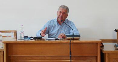 Ο Βλάσσης Σιώμος επανεξελέγη για 4η συνεχόμενη φορά Πρόεδρος του Συνδέσμου Δήμων για την Προστασία και Ανάπλαση του Πεντελικού (ΣΠΑΠ)